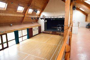 Main Hall from Balcony